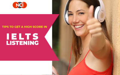 Tips to get a high score in IELTS Listening