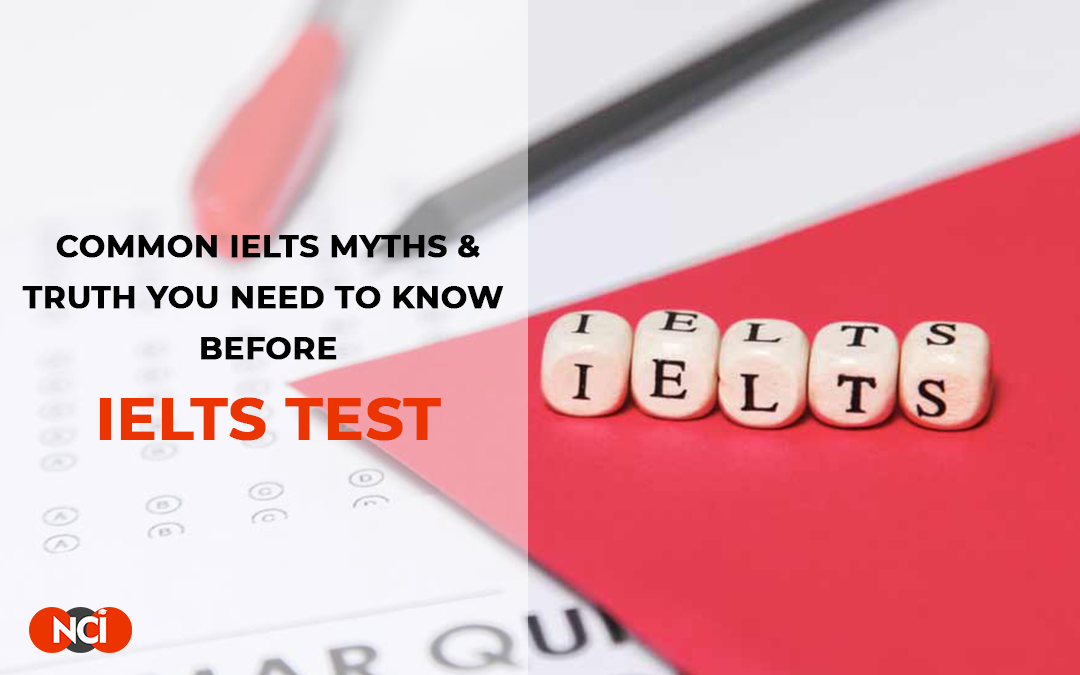 Common IELTS Myths & Truth you need to know Before IELTS Test