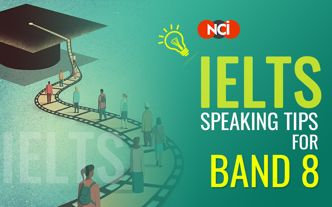 IELTS SPEAKING TIPS FOR BAND 8